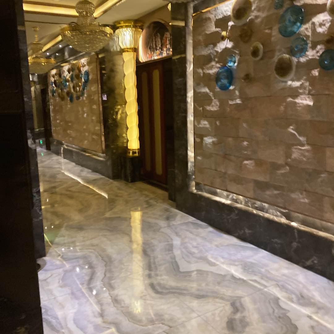 杭州东方魅力ktv预订美女多室内装修奢华