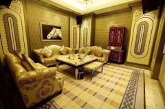 杭州哪家KTV档次最高,新金碧辉煌KTV好玩奢华。