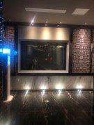 长沙瑛璨国际KTV消費全透明室内装修高端大气