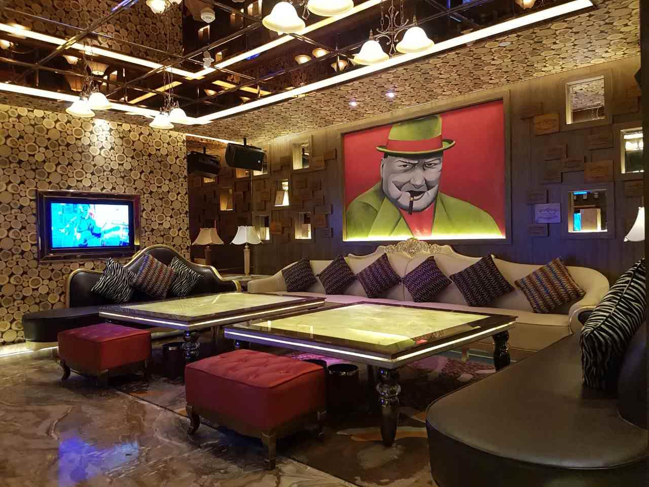 重庆市领导者汇高端商务ktv好玩乐趣多客户评价高