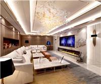 深圳罗湖区景轩商务ktv地理位置优越设有VIP房