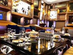 上海金桥金尊国际ktv预定包厢,室内装修奢华与众不同新奇新潮
