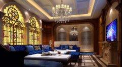 南昌市英皇国际商务ktv性价比高室内装修豪华